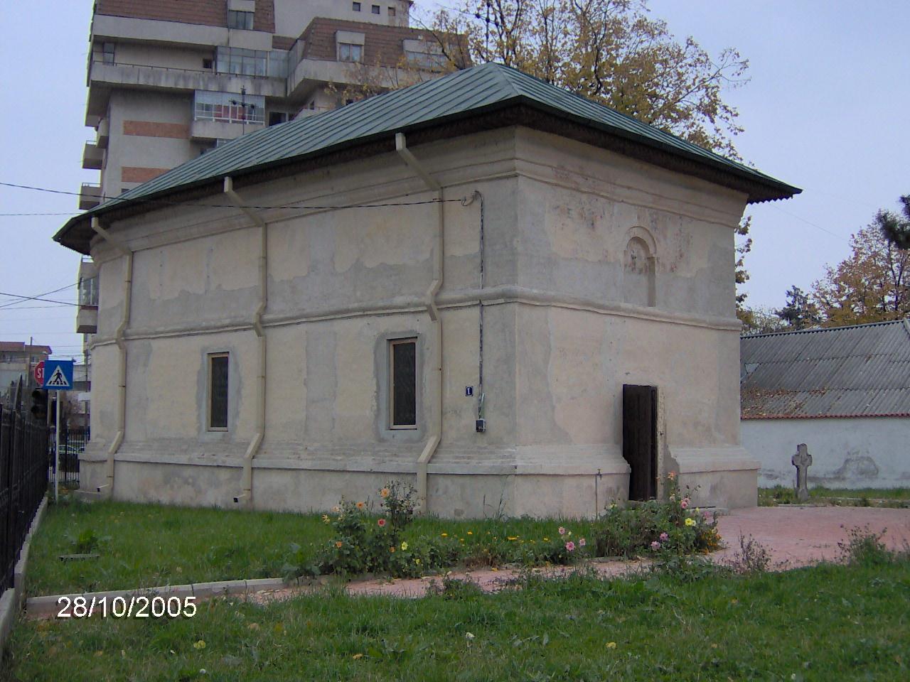 Biserica Sfintii Atanasie si Chiril