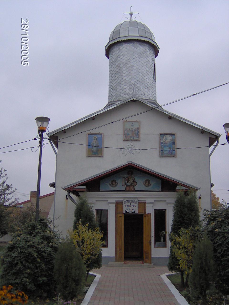 Biserica Stolnicului
